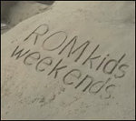 ROMkids weekends: Sculpting with Sandi