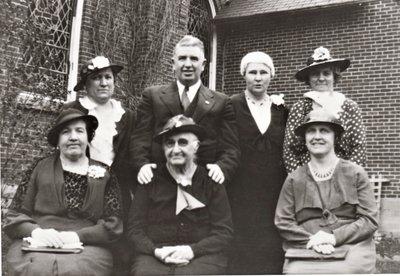Russell United Church Women's Association