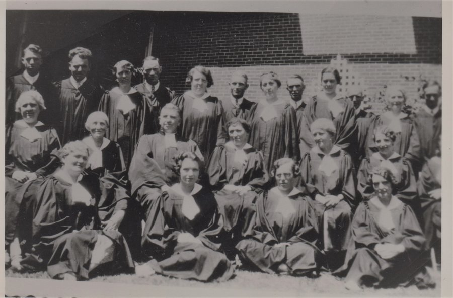 Russell United Church Choir