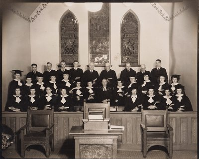 Russell United Church Choir