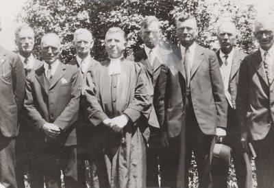 Russell United Church Elders