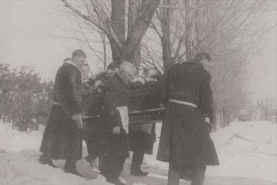 Masonic funeral service