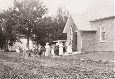 Anglican Church Wedding