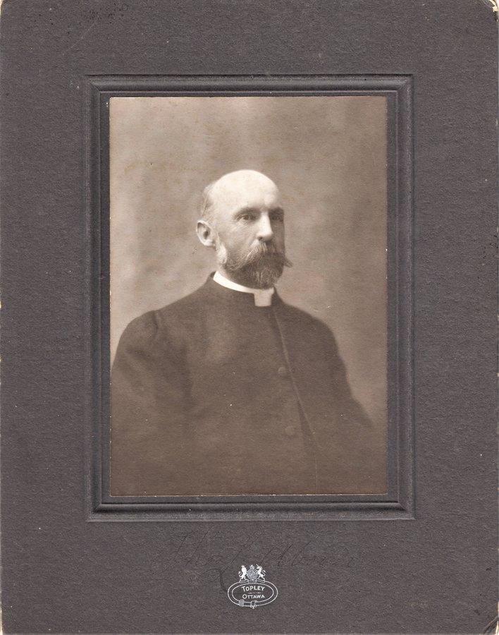 Reverend Thomas Alborn