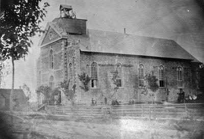 Ancienne église d'Embrun