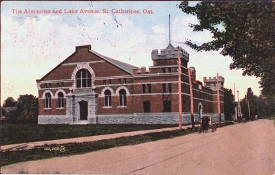 The Armouries at Lake Avenue