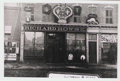 Richard Howse's Tinsmith Shop, 98 St. Paul Street, St. Catharines