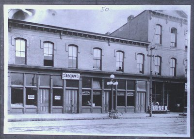 Jack Nash, 300 St. Paul Street, St. Catharines