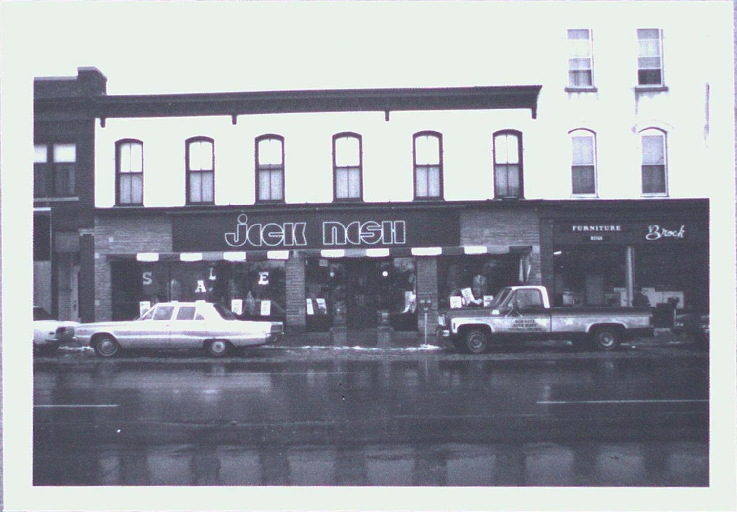 Jack Nash, 300 St. Paul Street