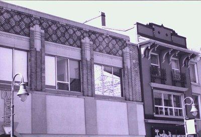 Kresge's and Ireland Decorators, 55-67 St. Paul Street.