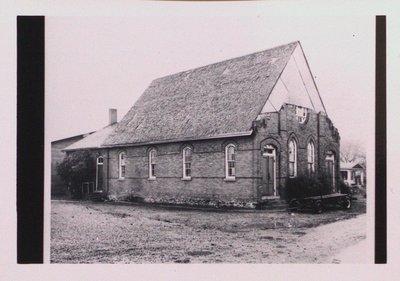 Grantham United Church, 1st Sanctuary, 1879-1959
