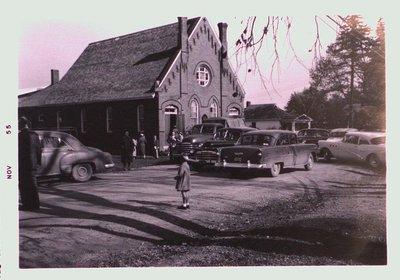 Grantham United Church, St. Catharines, 1955