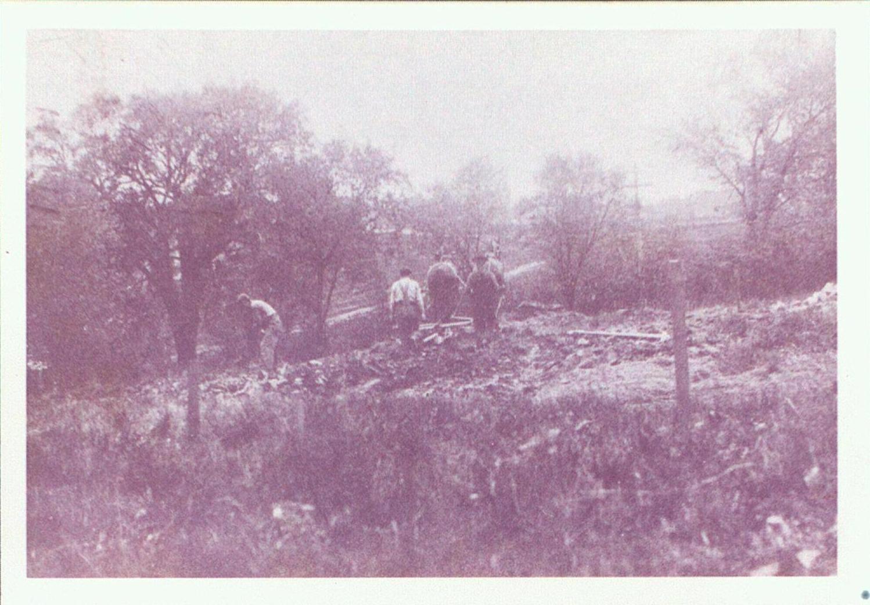 The first house on Glen Ridge