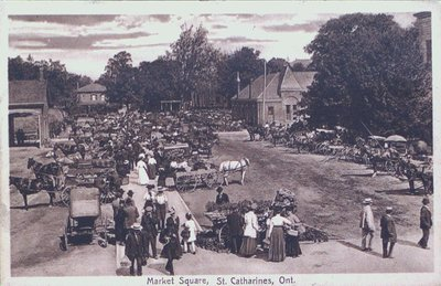 The Market Square, St. Catharines