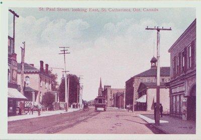 St. Paul Street near Academy, St. Catharines