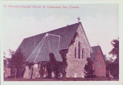 St. Barnabas English Church