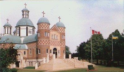 Sts. Cyril and Methodius Ukrainian Catholic Parish.