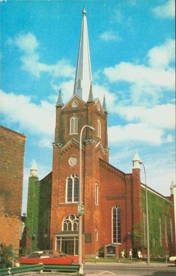 St. Paul Street United Church