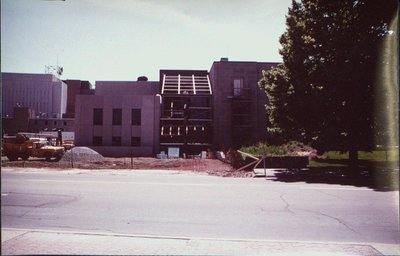 City Hall Addition Construction