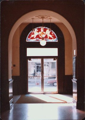 Court House at King and James Streets, Interior