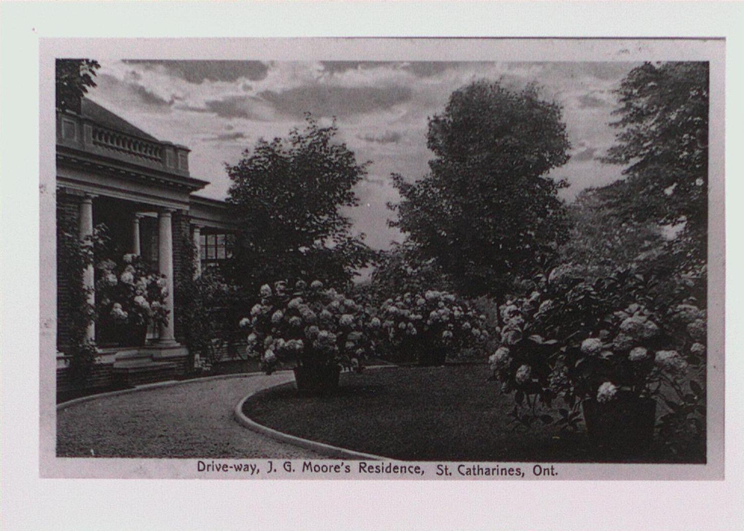 J.G. Moore's Residence, 139 Church Street.