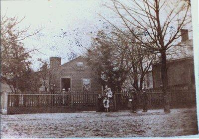 House on Church Street, St. Catharines