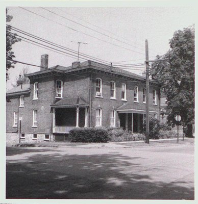 Building at Duke and Wellington Streets