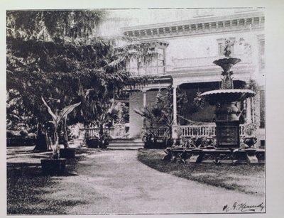 Charles Riordon home, 18 Geneva Street, St. Catharines