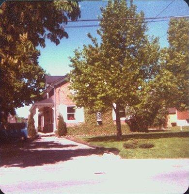 Sydney Parnall Home, 609 Geneva Street