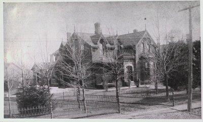 The Burch Home on Oakdale Avenue
