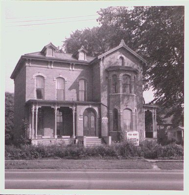 House at 72 Welland Avenue.
