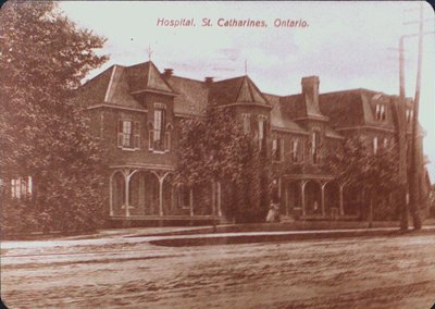 St. Catharines General Hospital