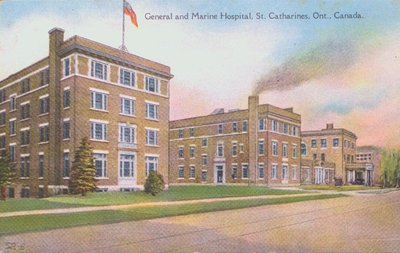 General and Marine Hospital, St. Catharines