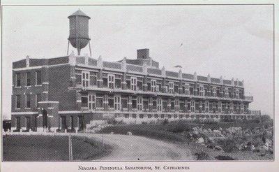 Niagara Peninsula Sanatorium