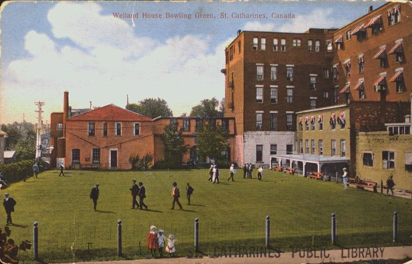 The Welland House Hotel Bowling Green