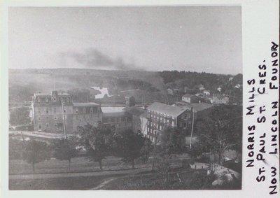 Norris Mills, St. Paul Crescent