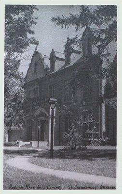 Rodman Hall Arts Centre