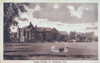 Ridley College, Senior Building