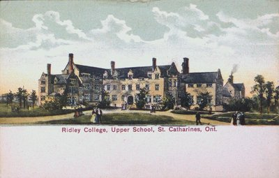 Ridley College Upper School
