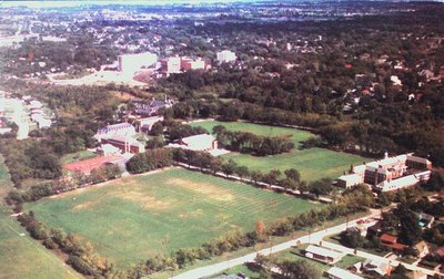 An Aerial View of Ridley College