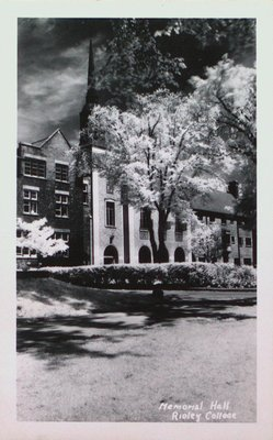 Ridley College, Memorial Hall