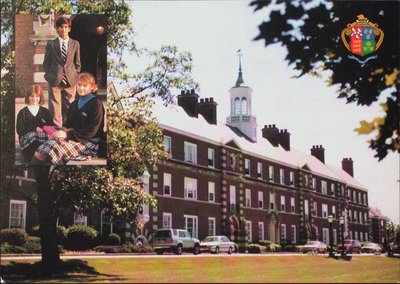 Ridley College, Middle School