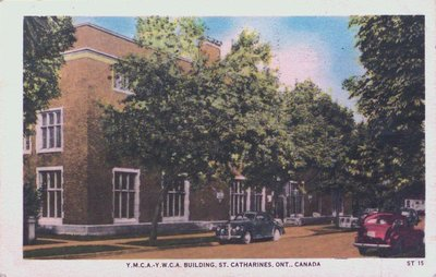 YMCA-YWCA St. Catharines