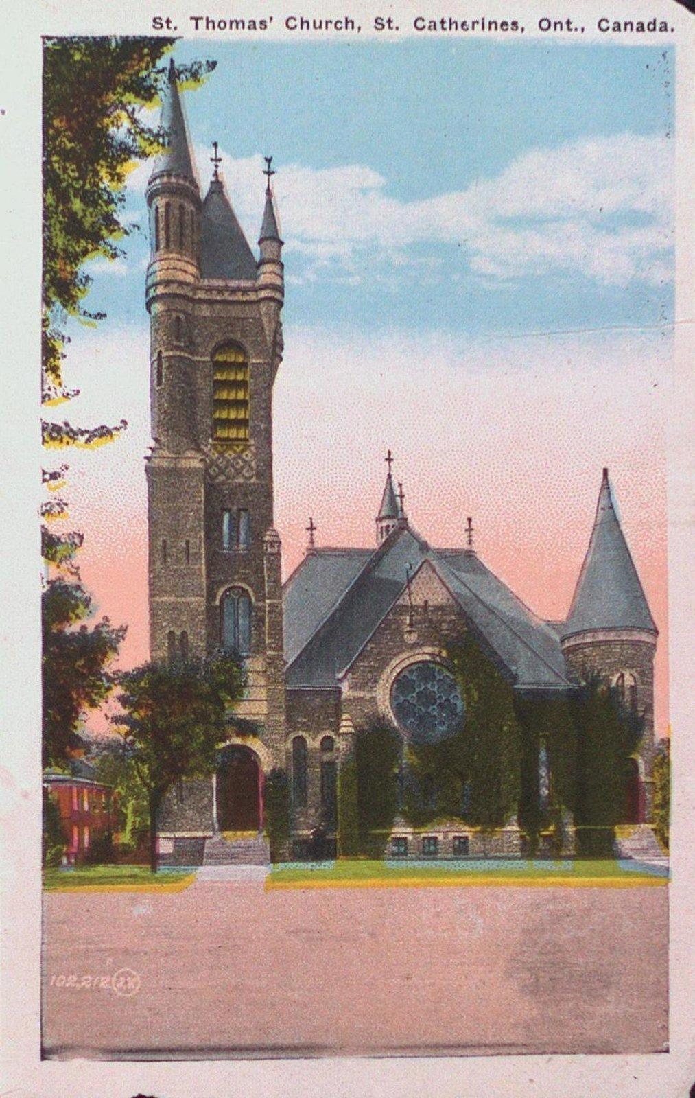 Views of St. Catharines: St. Thomas Church