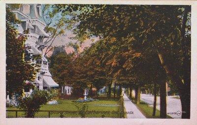 Views of St. Catharines: Ontario Street