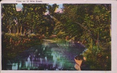Views of St. Catharines: Twelve Mile Creek