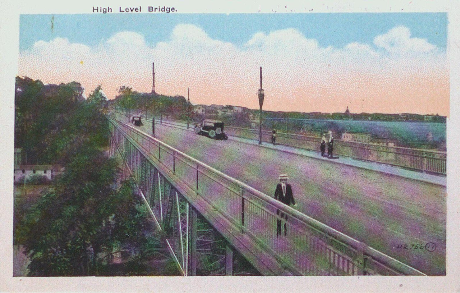 Views of St. Catharines: High Level Bridge