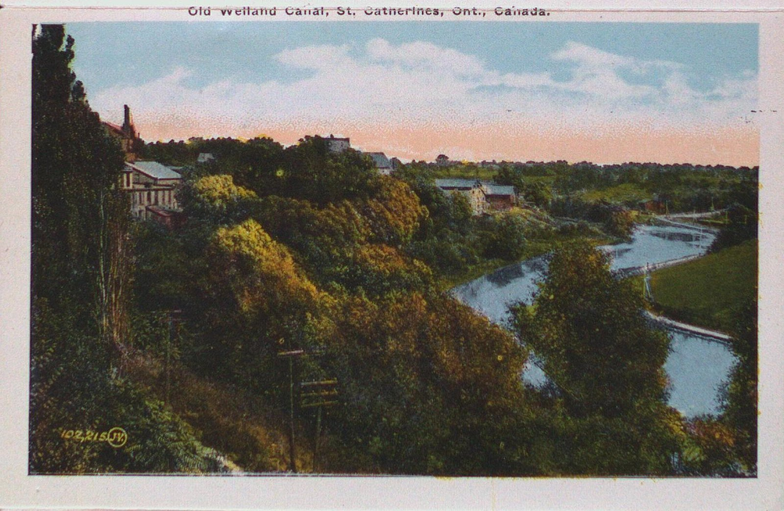 Views of St. Catharines: The Old Welland Canal