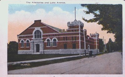 Views of St. Catharines: The Armouries