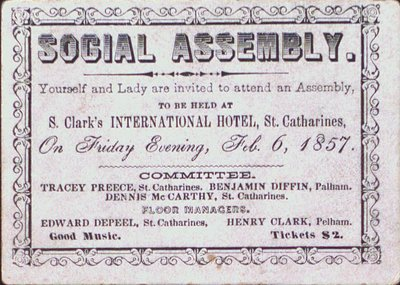 Invitation to a Social Assembly